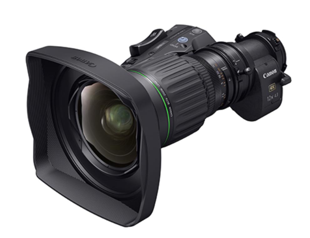 Canon CJ12e×4.3B IASE S