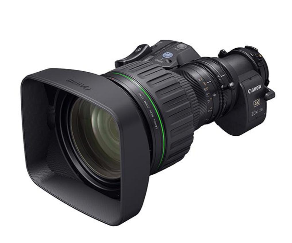 Canon CJ20e×7.8B IASE S