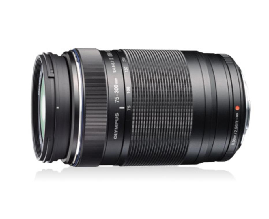 Zuiko Digital ED75-300mmF4.8-6.7Ⅱ