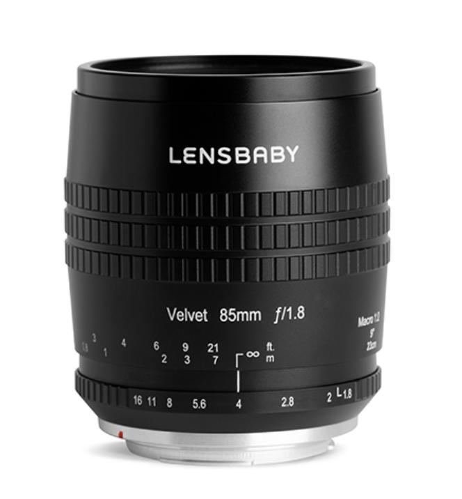 Velvet 85mm F1.8 [ EF ]
