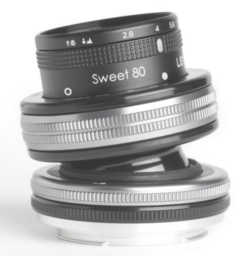 Composer ProⅡ Sweet 80mm F2.8 [ EF ]