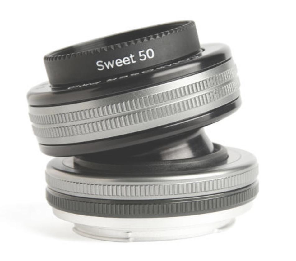 Composer ProⅡ Sweet 50mm F2.5 [ EF ]