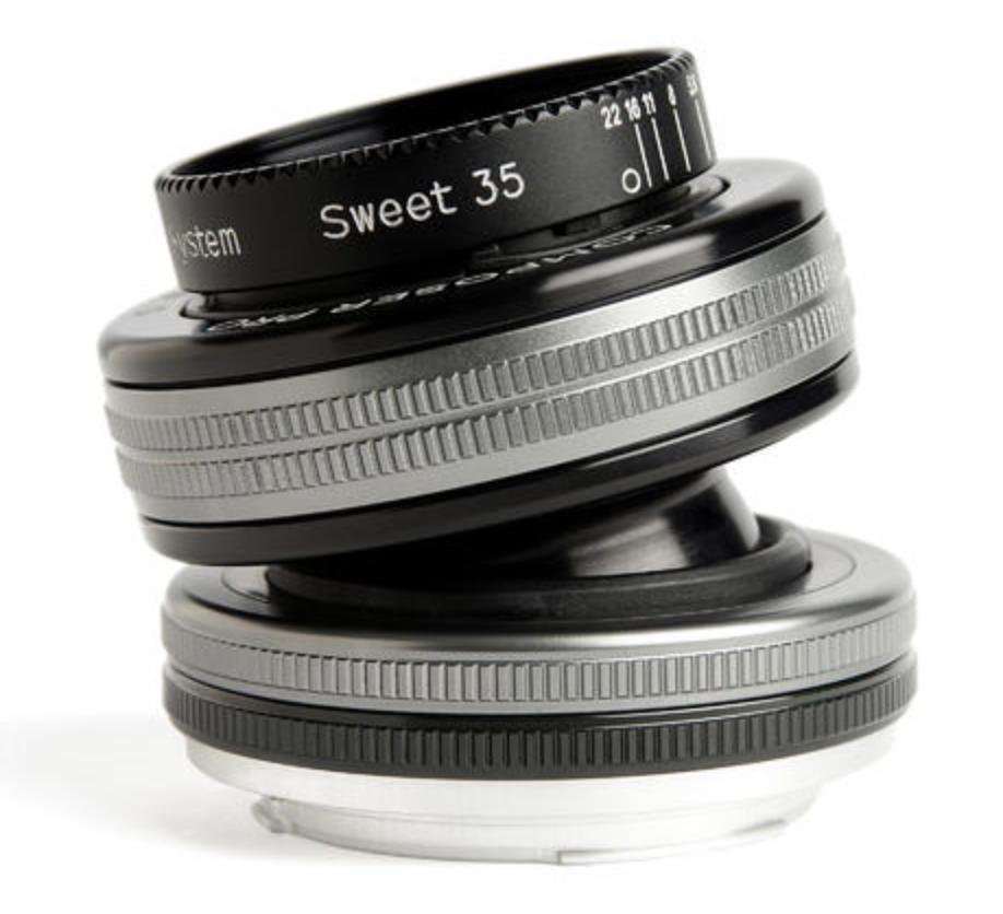 Composer ProⅡ Sweet 35mm F2.5 [ EF ]