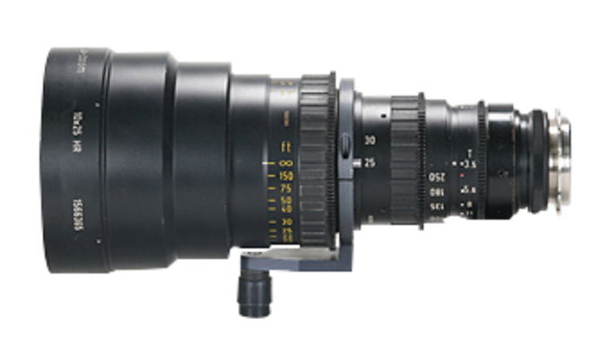 25-250mm HR T3.5