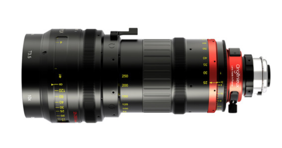 Optimo Style 25-250mm T3.5