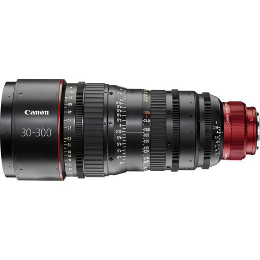 CN-E30-300mm T2.95-3.7 L SP [ PL ]