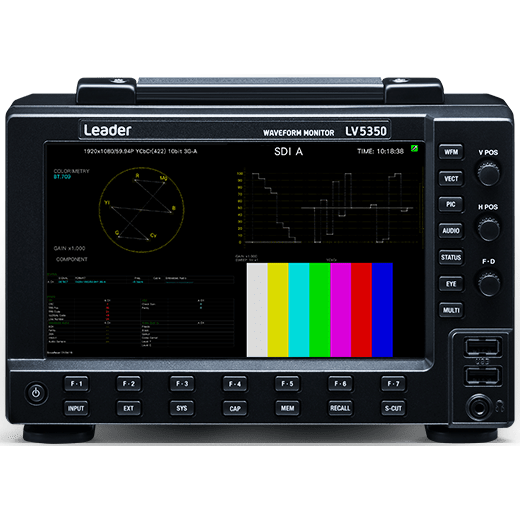 LEADER LV5350