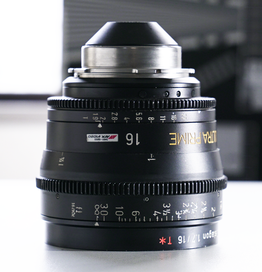 Ultra Prime 16mm T1.9