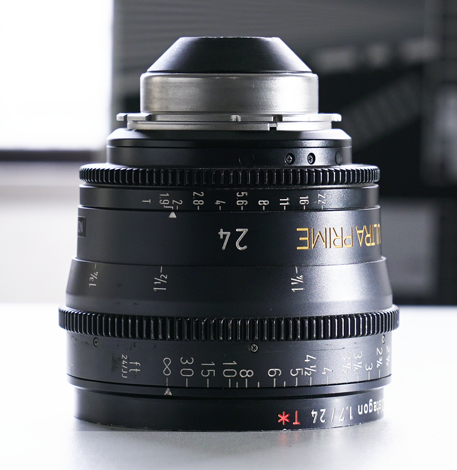 Ultra Prime 24mm T1.9
