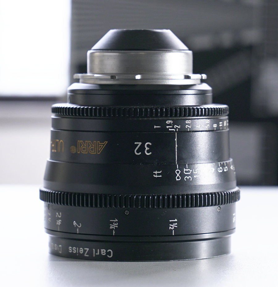 Ultra Prime 32mm T1.9