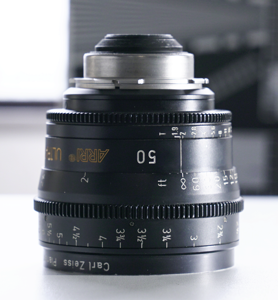 Ultra Prime 50mm T1.9