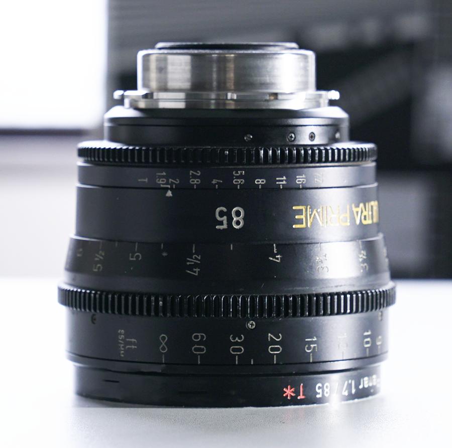 Ultra Prime 85mm T1.9
