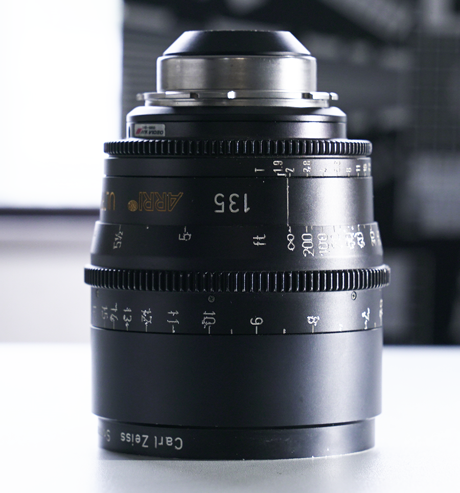 Ultra Prime 135mm T1.9
