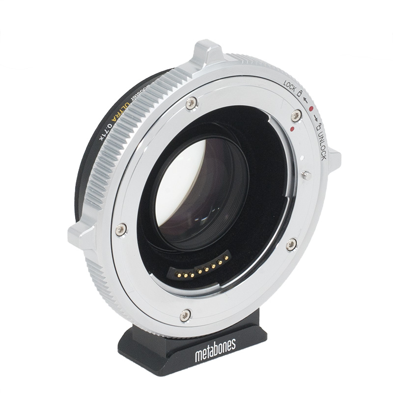EF to E-Mount T CINE Speed Booster ULTRA 0.71x