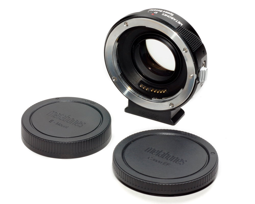 Metabones EF to E-Mount Speed Booster