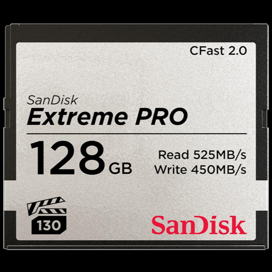 Extreme Pro CFast2.0 128GB