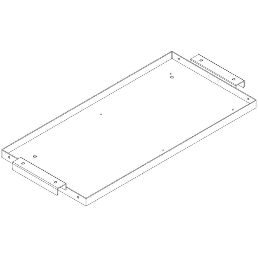 追加中段棚板 [ JR-18P用 ]