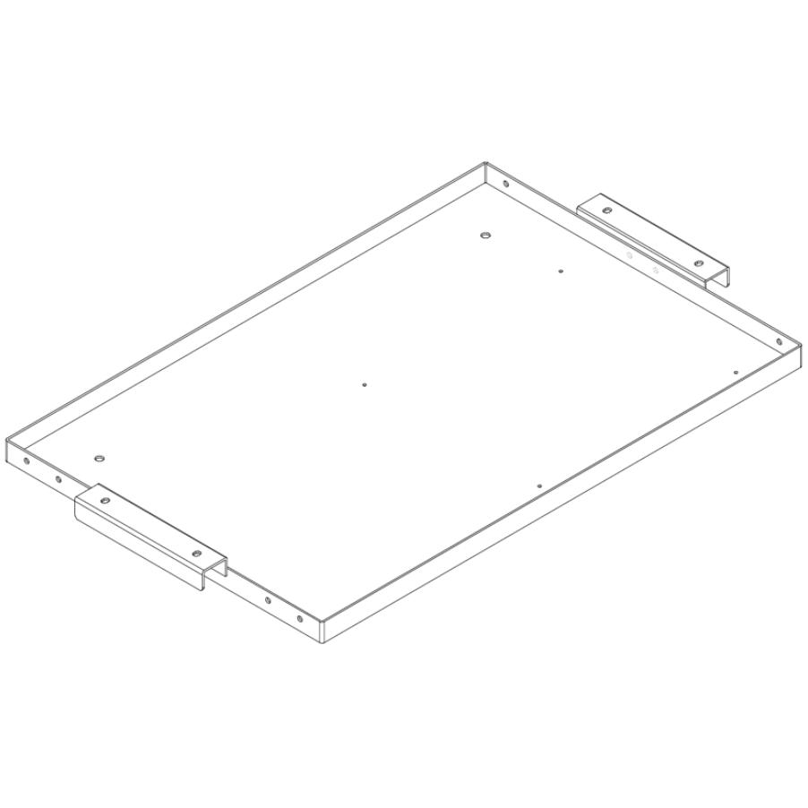 追加中段棚板 [ JR-24P用 ]