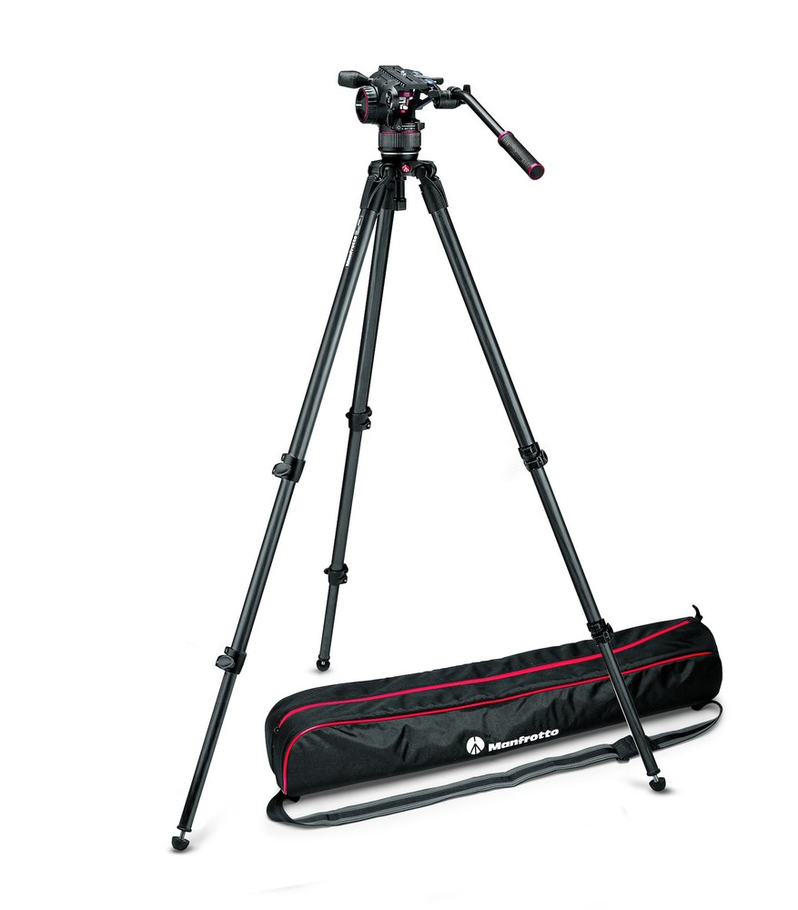 Manfrotto Nitrotech N8 + 536