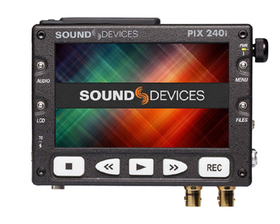 SoundDevice PIX240i