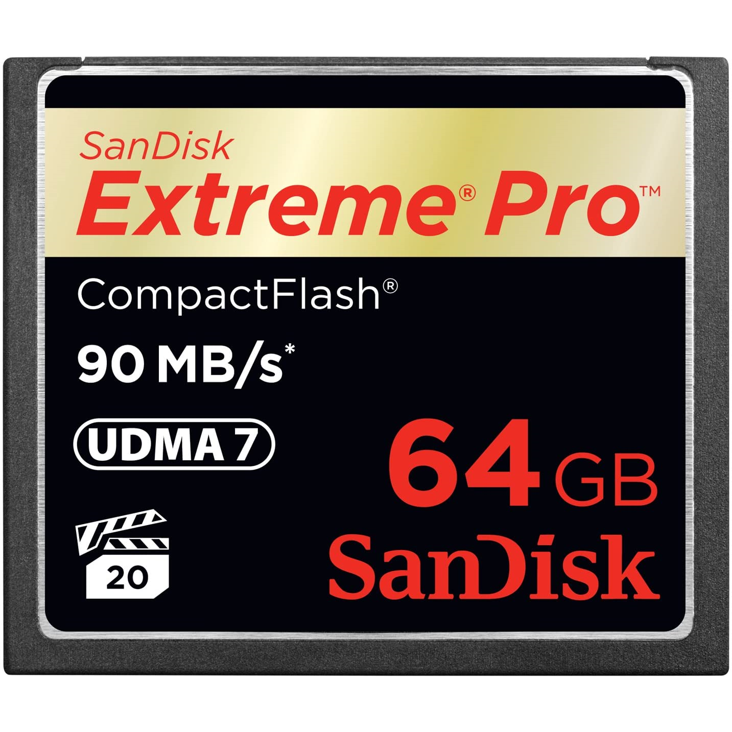 Compact Flash 64GB