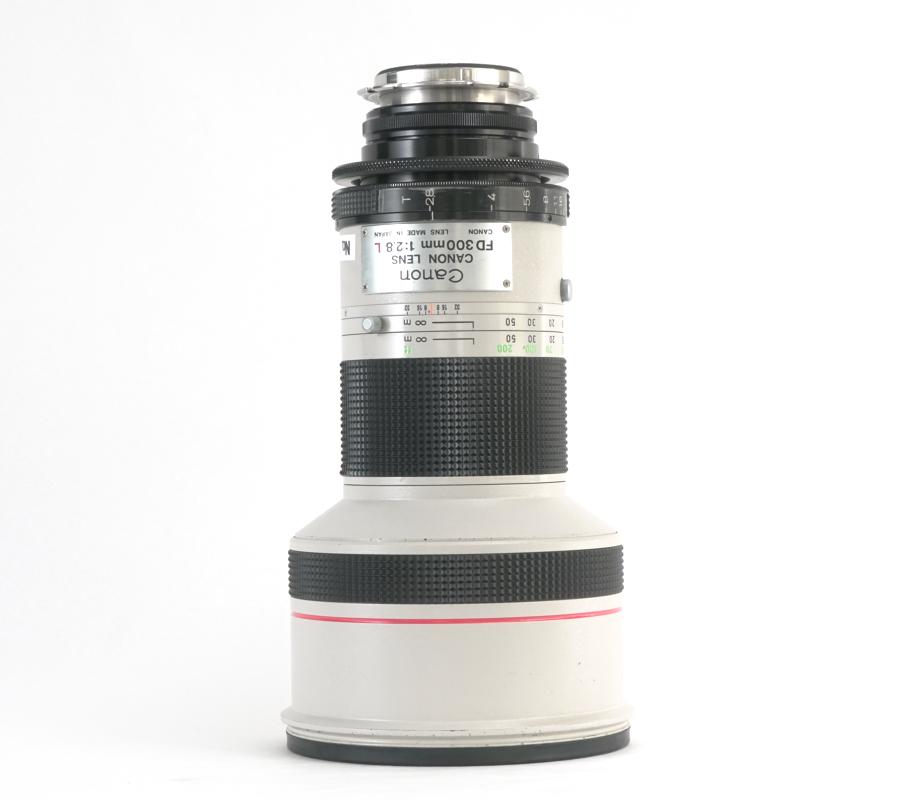 PLレンズ FD300mm T2.8L