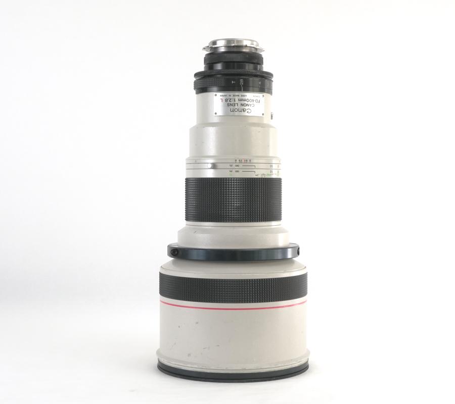 PLレンズ FD400mm T2.8L