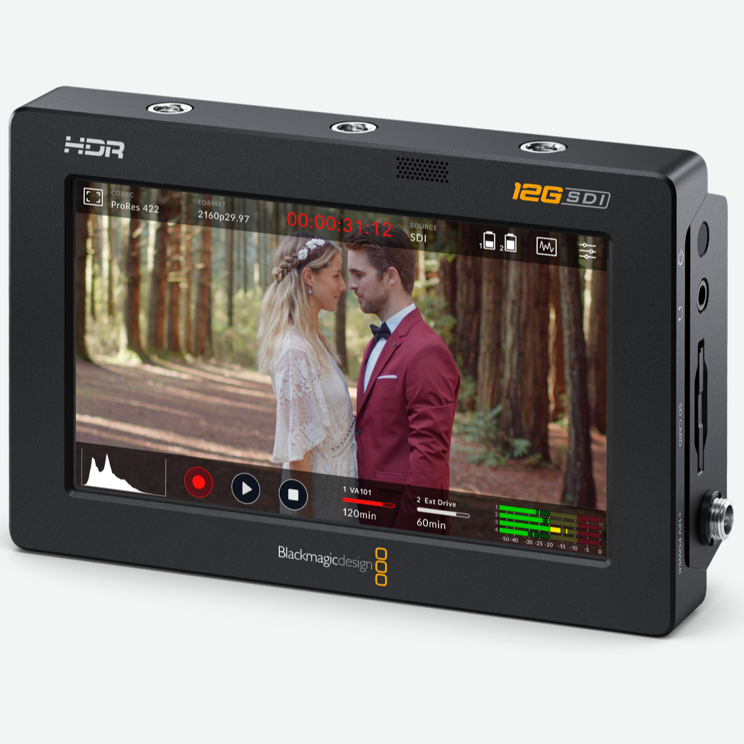 Video Assist 5″12G HDR