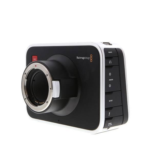 Cinema Camera 2.5K