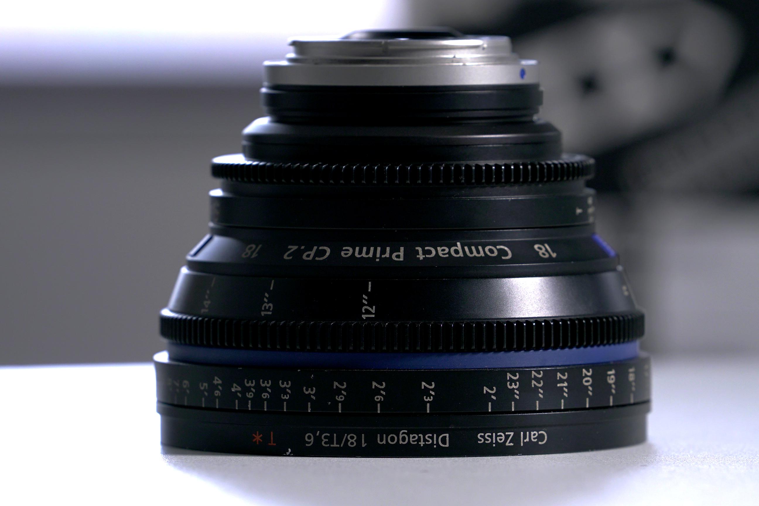 Compact Prime CP.2 18mm T3.6[PL]