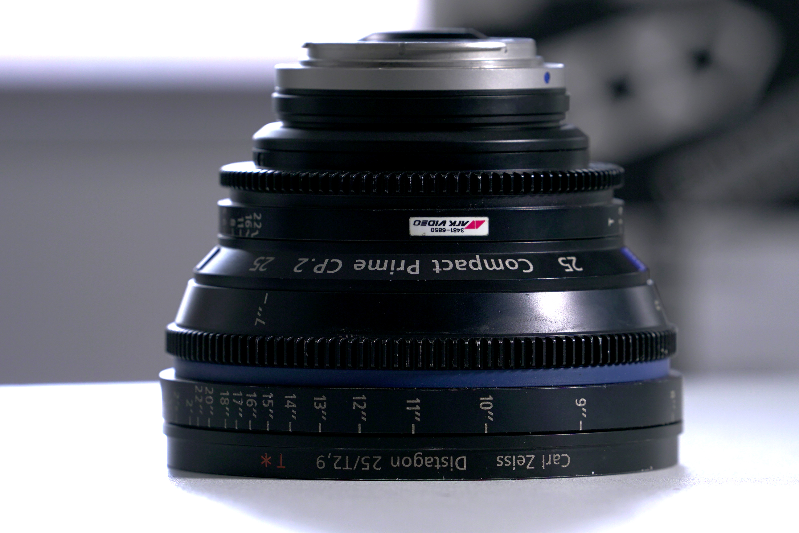Compact Prime CP.2 25mm T2.9[PL]