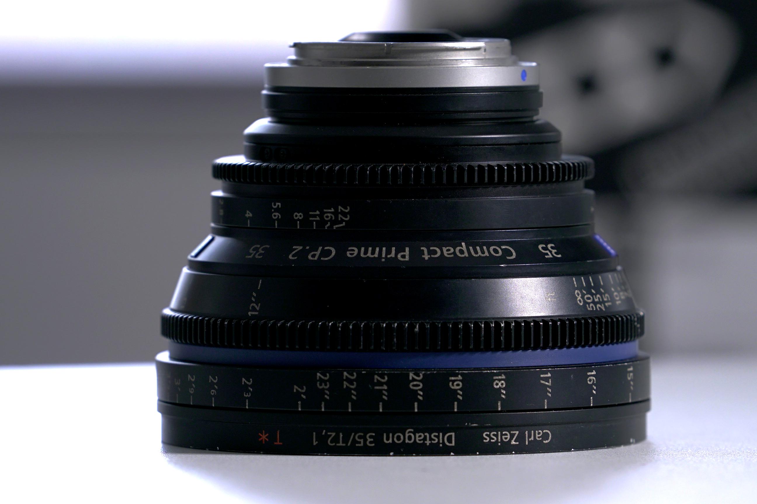 Compact Prime CP.2 35mm T2.1[PL]