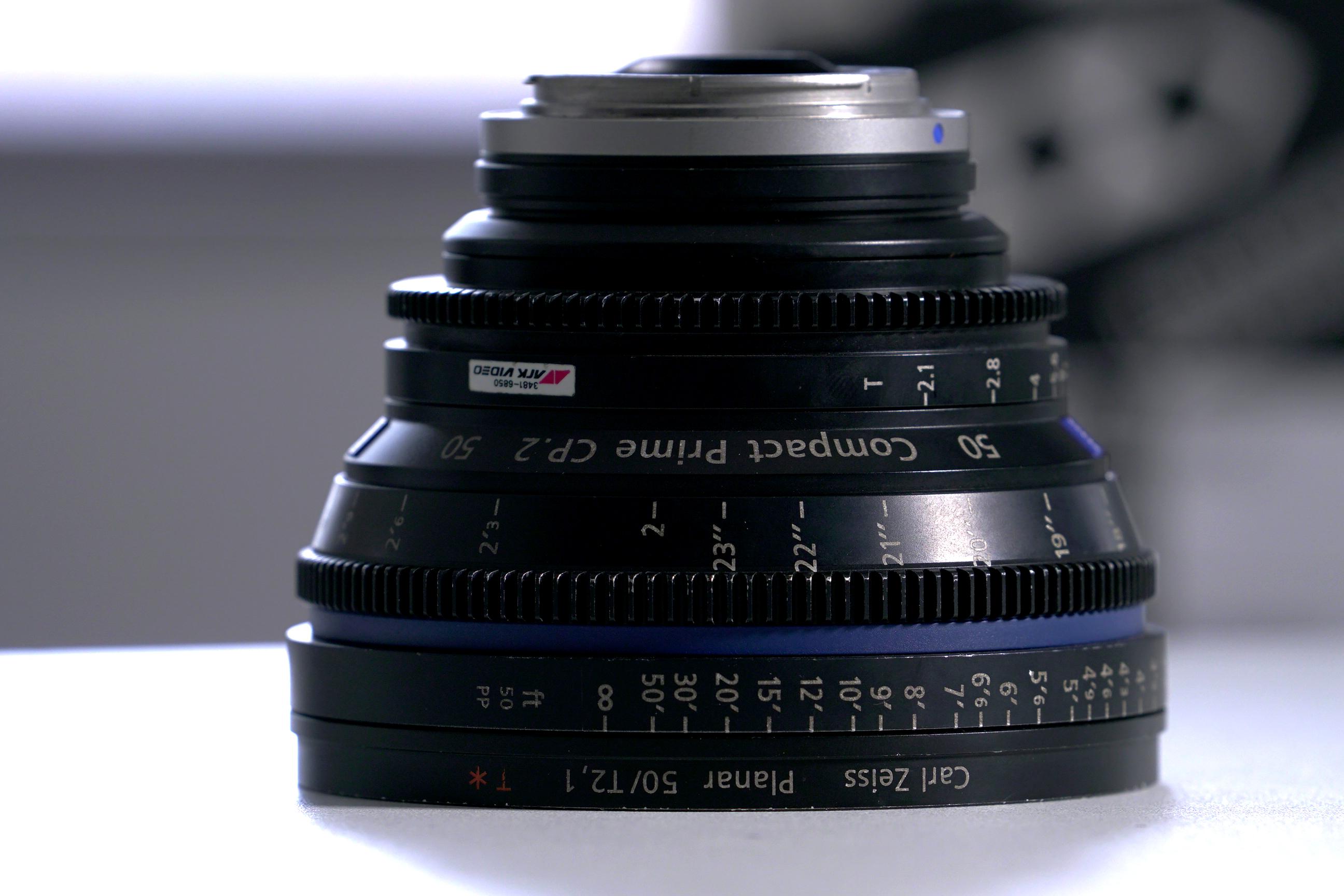 Compact Prime CP.2 50mm T2.1[PL]