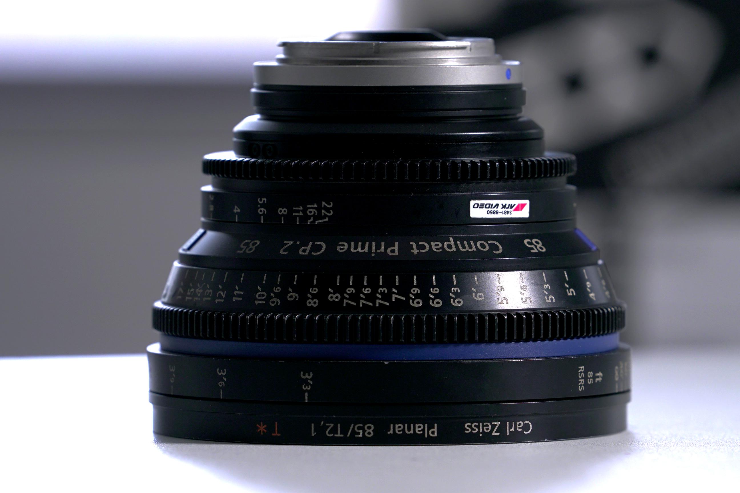 Compact Prime CP.2 85mm T2.1[PL]