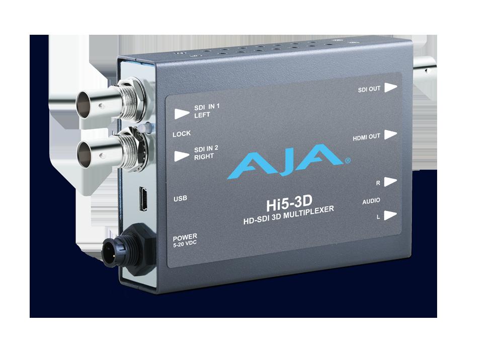 HI5-3D