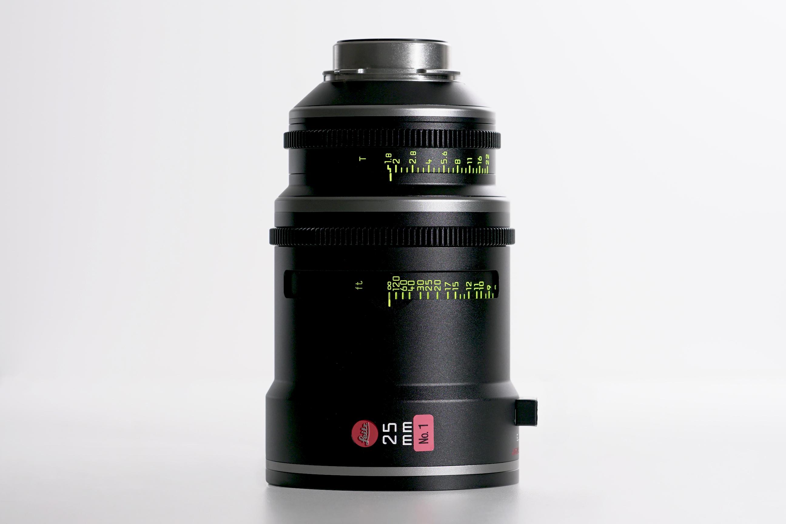 Leitz Prime 25mm T1.8