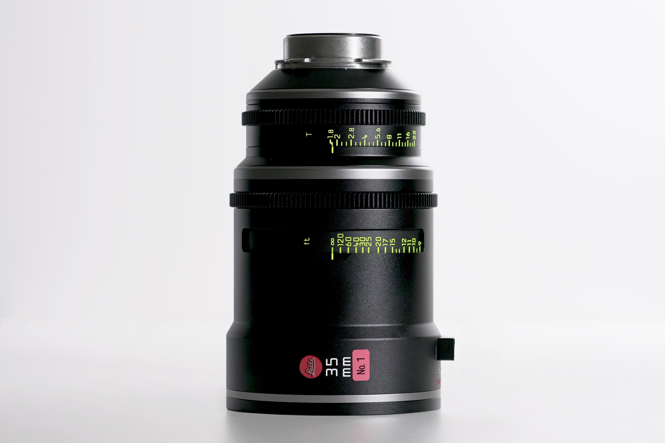 Leitz Prime 35mm T1.8