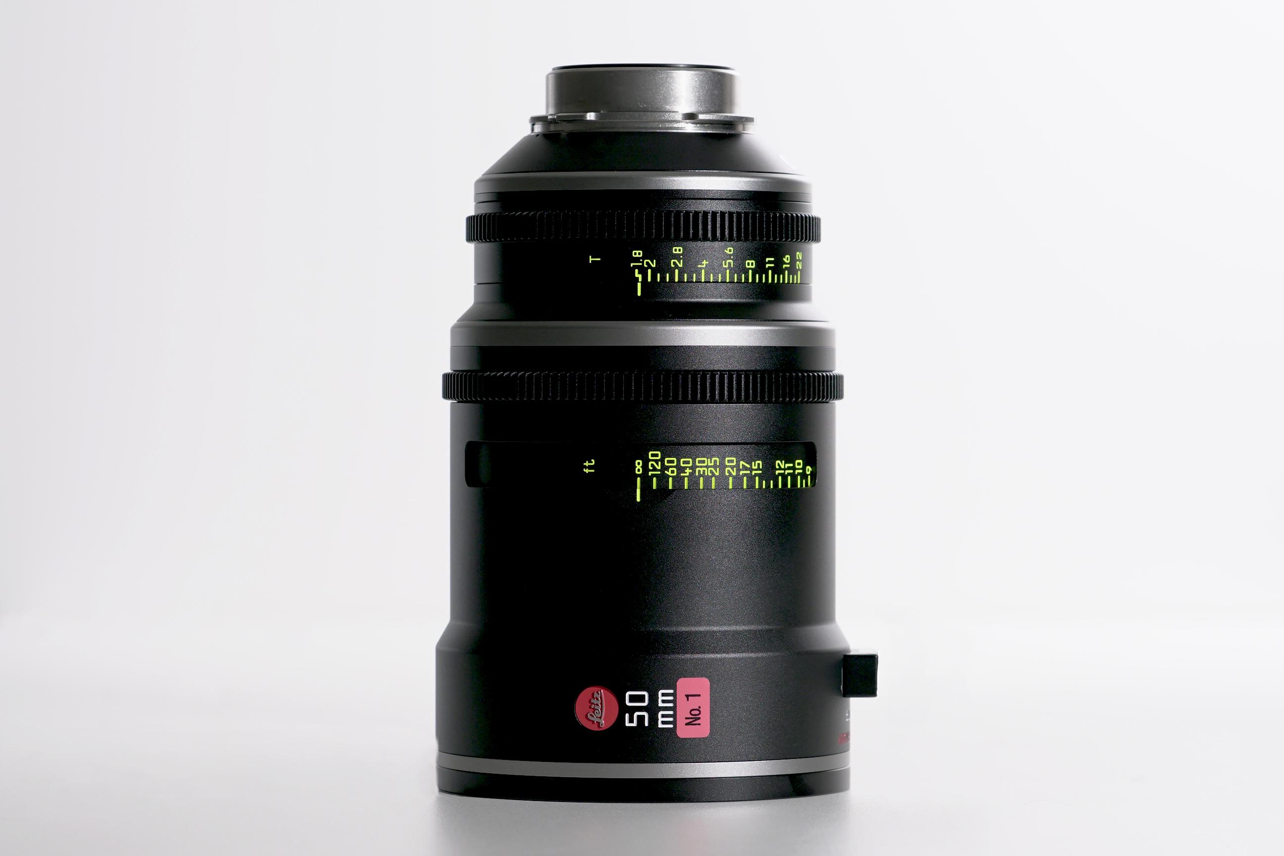 Leitz Prime 50mm T1.8