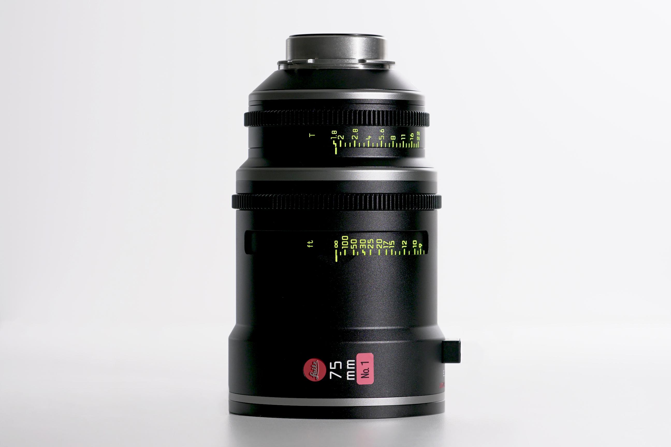 Leitz Prime 75mm T1.8