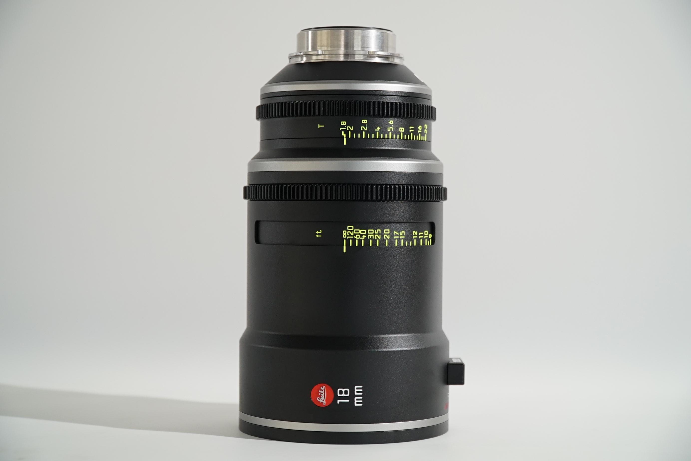 Leitz Prime 18mm T1.8