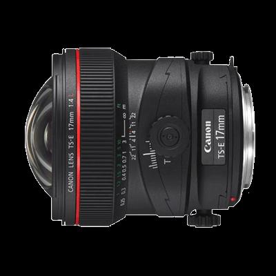 チルト/シフトレンズTS-E17mm F4L