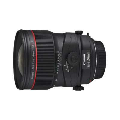 チルト/シフトレンズTS-E24mm F3.5LⅡ