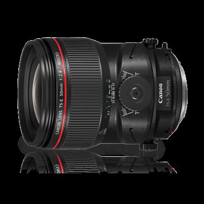 チルト/シフトレンズTS-E50mm F2.8L Macro